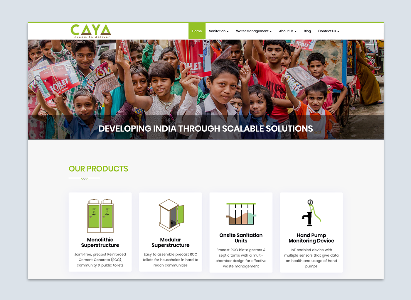 Caya Constructs